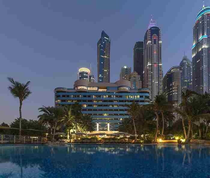 هتل لمردین مینا سیاحی دبی - Le Meridien