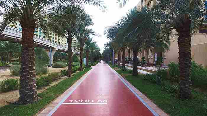 پارک الاتحاد دبی - Al Ittihad
