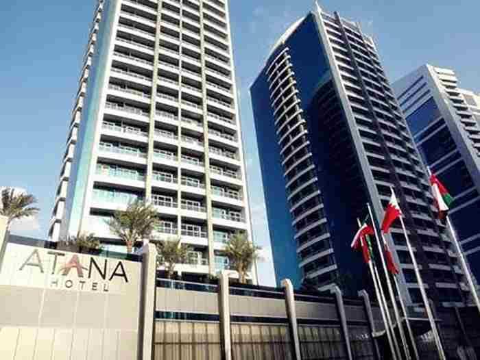 هتل آتانا دبی - Atana