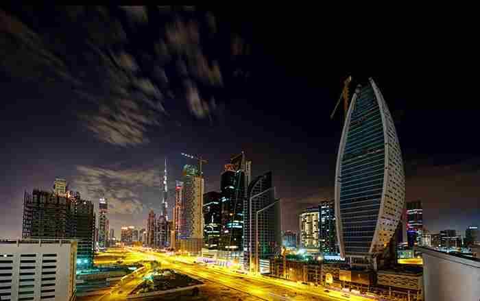 خلیج تجاری دبی - Business Bay