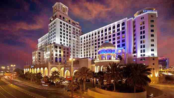 هتل کمپینسکی امارات مال دبی - Kempinski