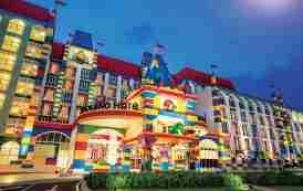 هتل لگولند دبی