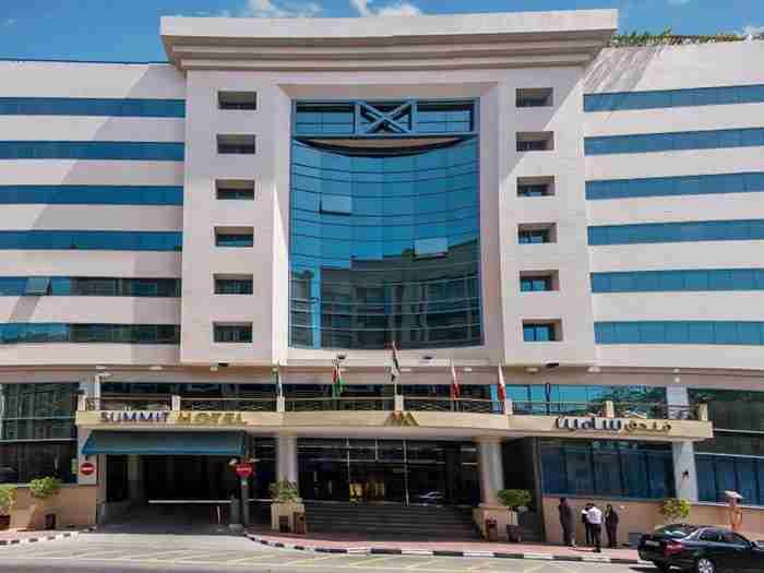 هتل سامیت دبی - Summit