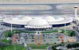 فرودگاه بین المللی شارجه