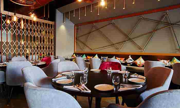 رستوران اسپایس کلاب دبی - SpiceKlub