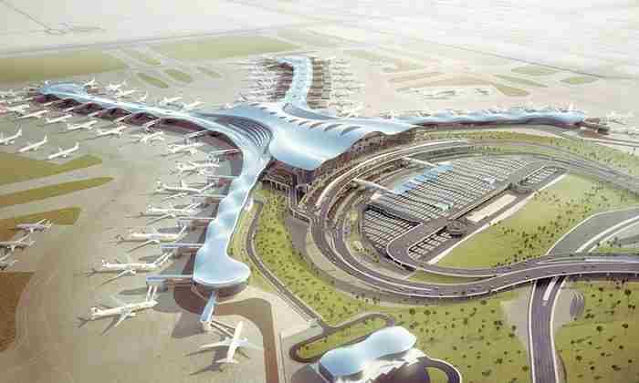 فرودگاه بین المللی ابوظبی