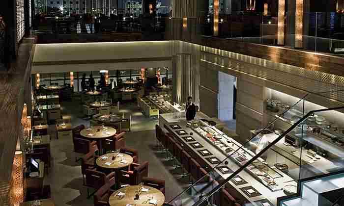 رستوران ژاپنی زوما دبی - Zuma