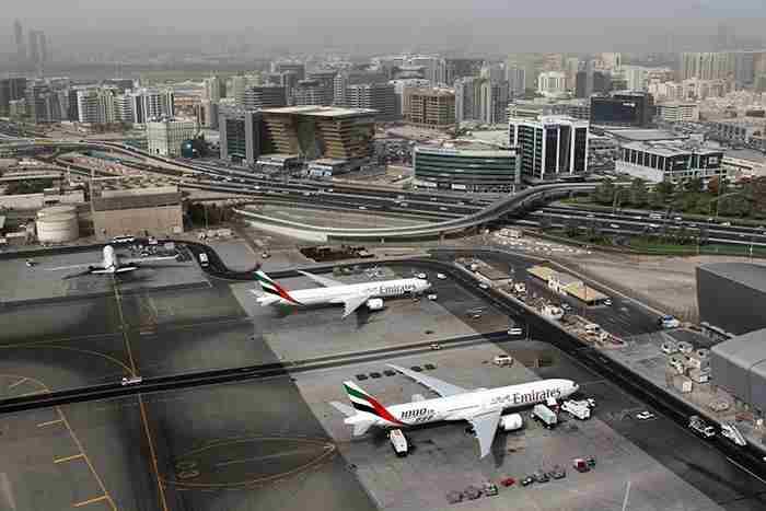 دبی شلوغ ترین فرودگاه بین المللی دنیا