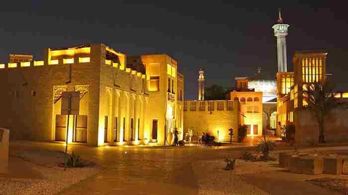 کاخ شیخ سعید آل مکتوم