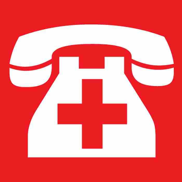 شماره تلفن های اضطراری دبی