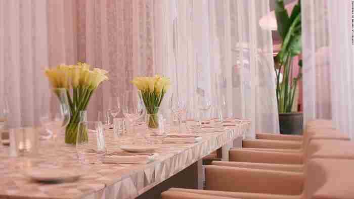 10 رستوران پر زرق و برق دبی