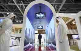 اسکن مجازی چهره مسافران فرودگاه دبی در تونل ویژه