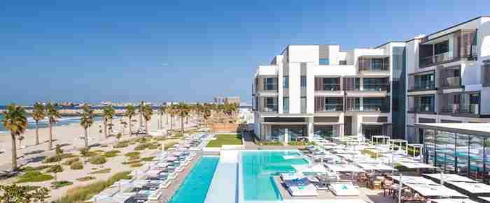 هتل نیکی بیچ ریزورت دبی - Nikki Beach Resort