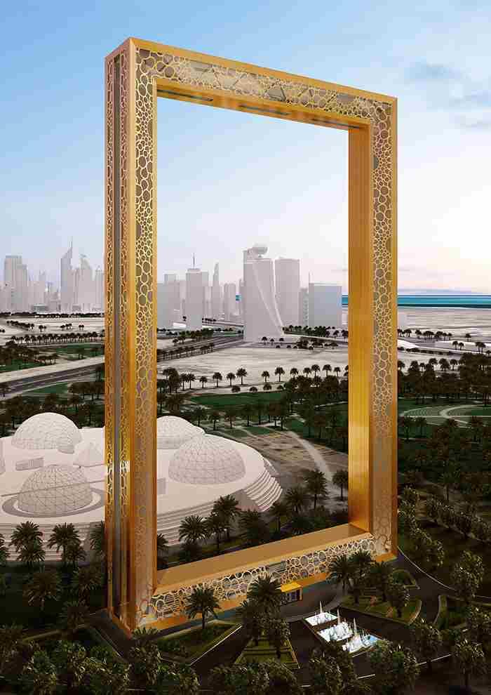 قاب دبی در ماه نوامبر امسال- آذر ۹۶ افتتاح میشود