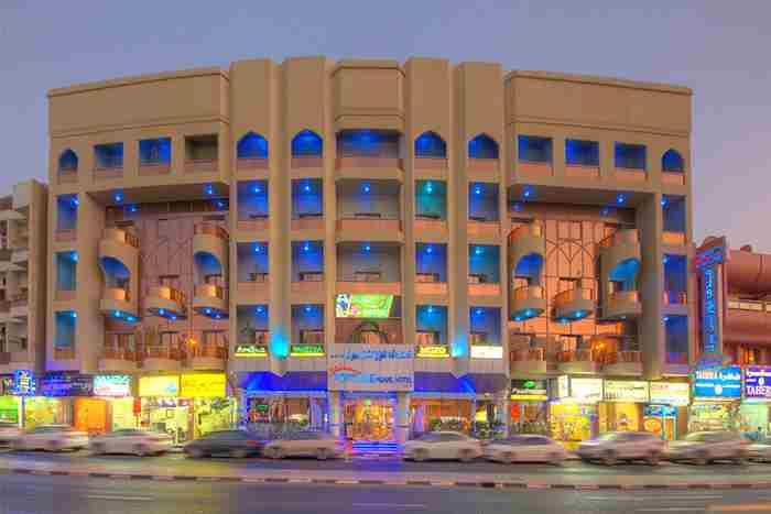 هتل فورچون پرل دبی - Fortune Pearl