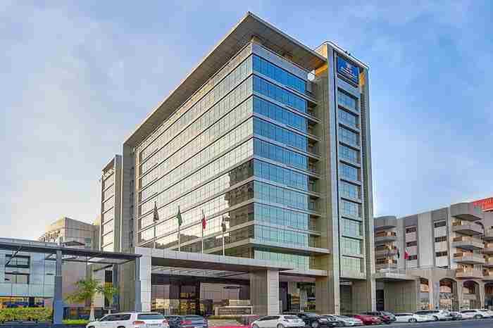 هتل رویال کانتیننتال دبی - Royal Continental
