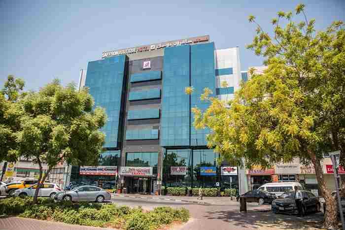 هتل سافرون بوتیک دبی - Saffron Boutique