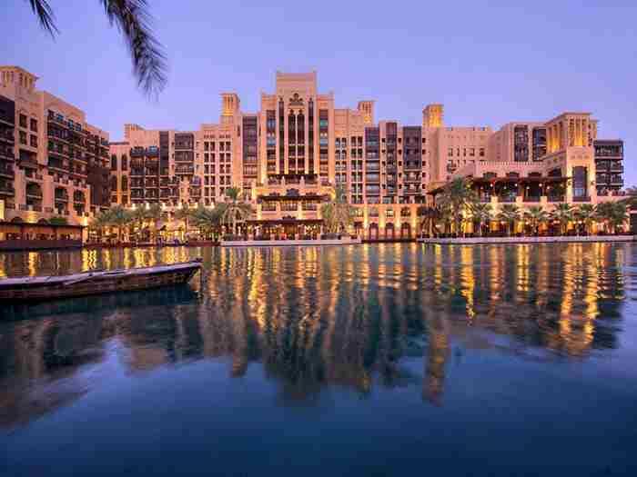 هتل جمیرا مینا سلام دبی - Jumeirah Mina A'Salam