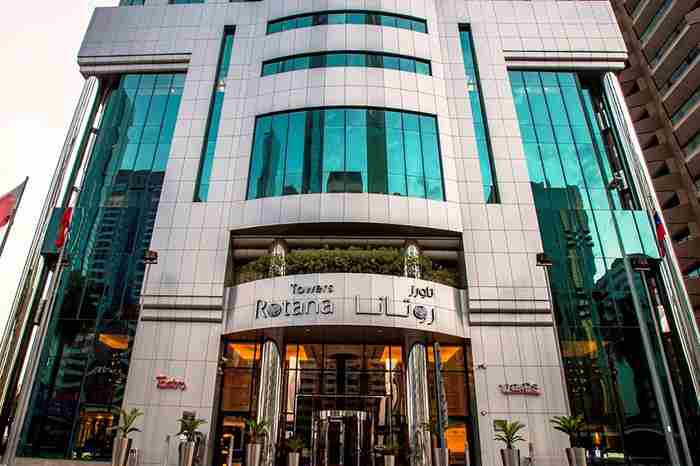 هتل تاورز روتانا دبی -  Towers Rotana