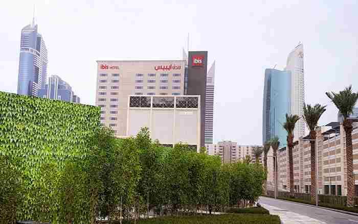 هتل ایبیس وان سنترال دبی - Ibis One Central