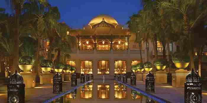 هتل وان اند اونلی رویال میراژ دبی - One&Only Royal Mirage