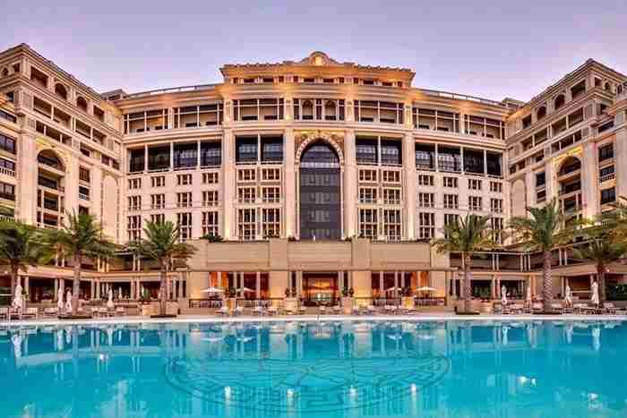 هتل پلازا ورساچه دبی - Palazzo Versace