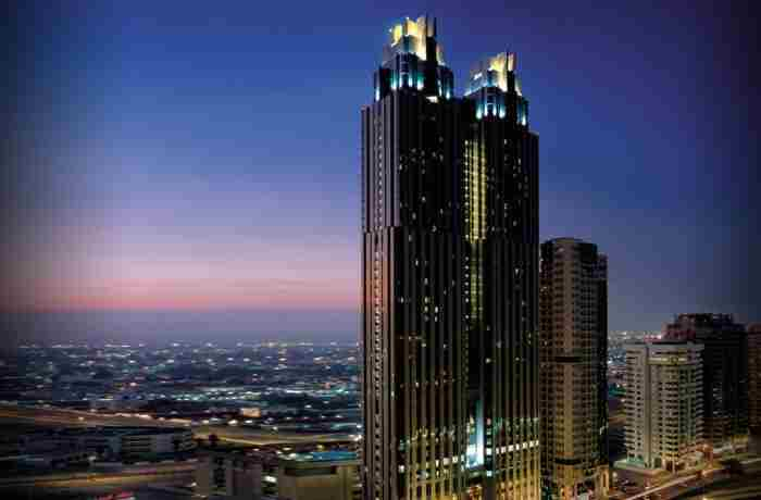 هتل شانگری لا دبی - Shangri-La