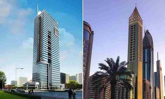 8 هتل لوکس و دیدنی که در سال 2018 در دبی افتتاح میشوند