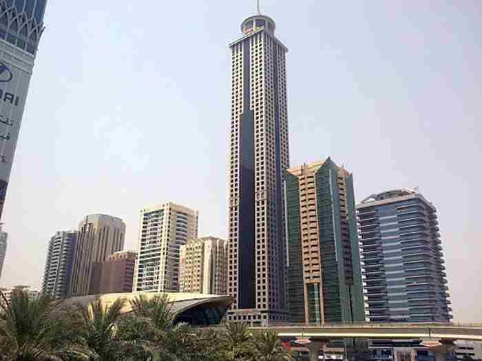 هتل ملنیوم پلازا دبی - Millennium Plaza