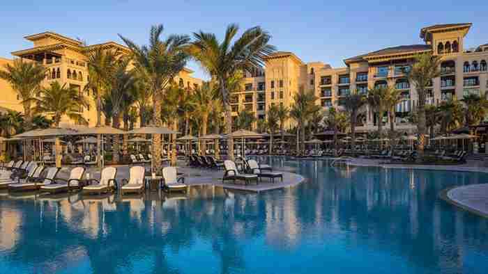 هتل فور سیزن جمیرا دبی - Four Seasons Resort