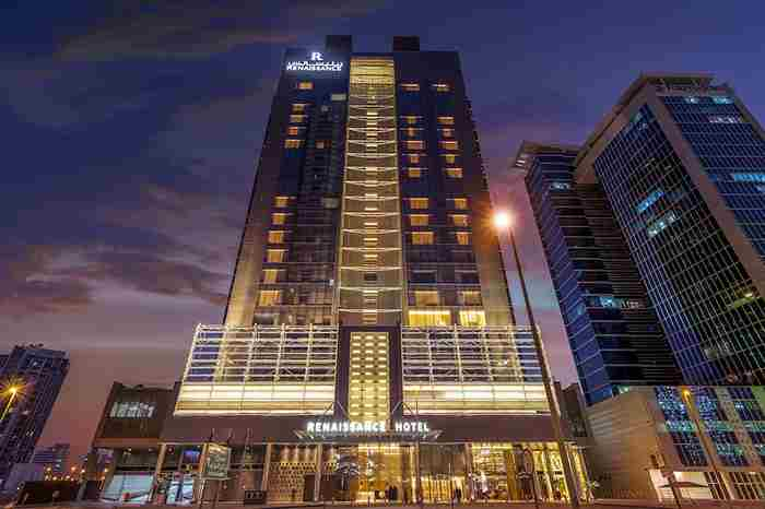 هتل رنسانس دبی داون تاون - Renaissance Downtown