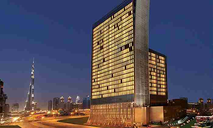 هتل اوبروی دبی  - The Oberoi