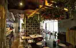 کافه ایسان دبی - Café Isan