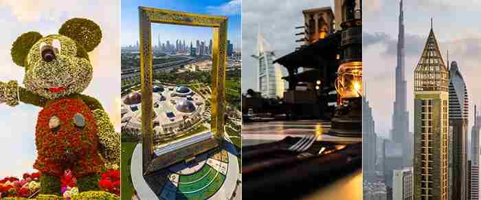 ۱۵ تجربه جذاب جدید در دبی