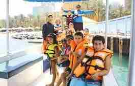 سرگرمی کودکان در دبی (ماه آوریل)