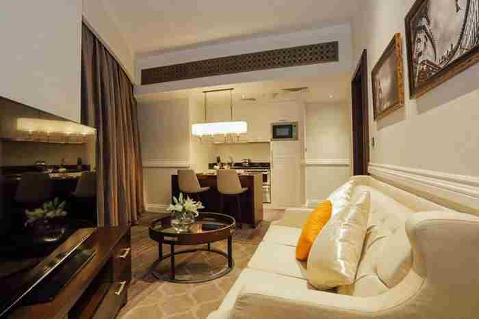 هتل دوکس دبی