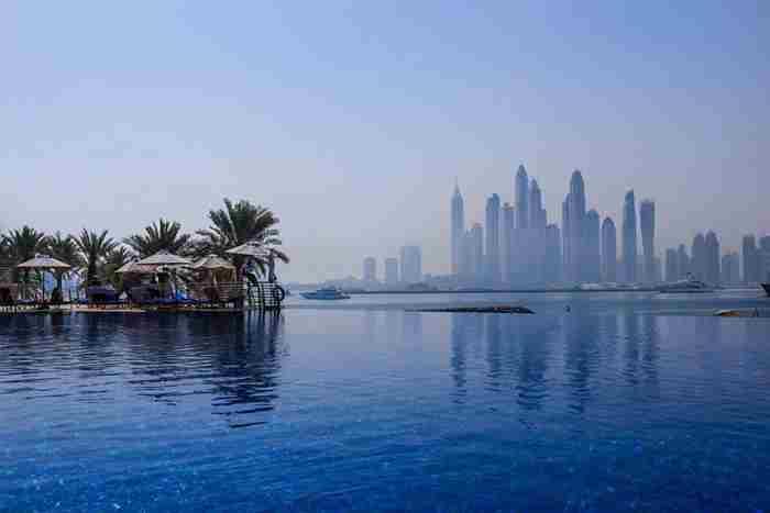گشت و گذار شیک در دبی