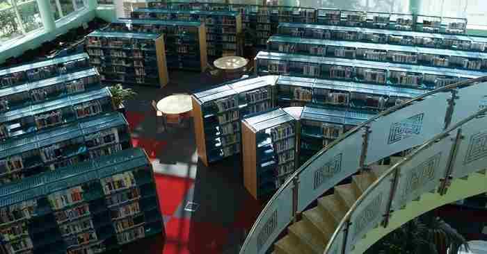 لیست کتابخانه های عمومی دبی