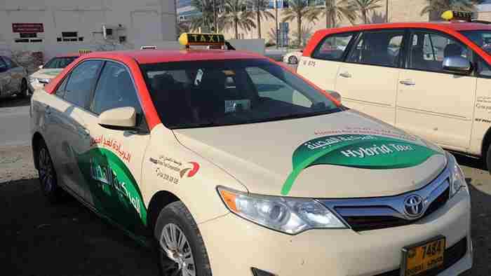 تاکسی جدید دبی