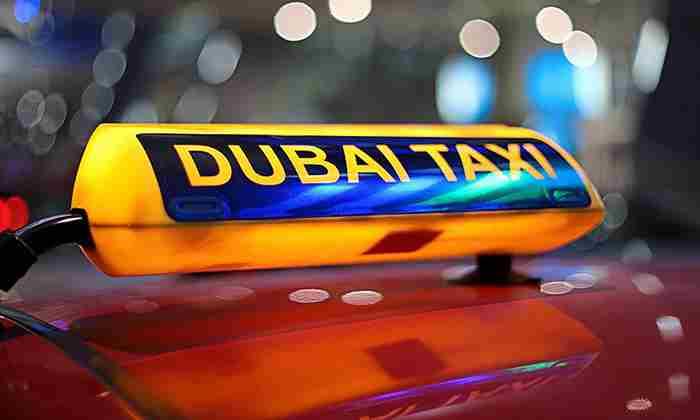 دبی در حال آپگرید سیستم تاکسی های خود به  مدلی آینده نگر است
