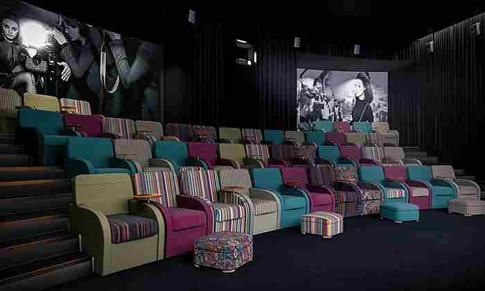 اولین هتل بوتیک سینما دار در دبی