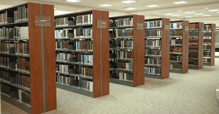 کتابخانه دبی