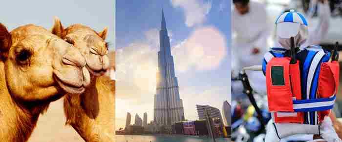 ۱۰ نکته کمتر شنیده شده درباره دبی
