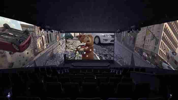 سینما ۲۷۰ دبی