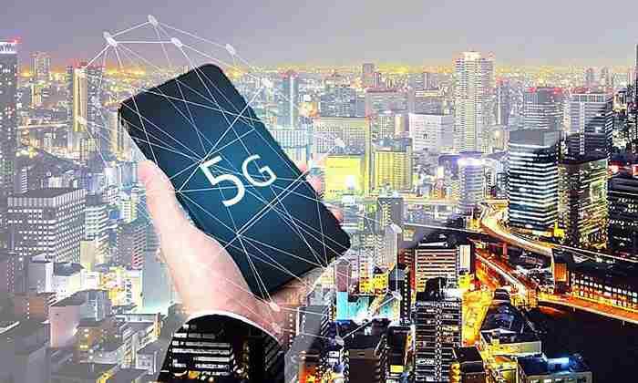 برنامه ریزی دبی برای راه اندازی اینترنت 5G