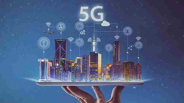 5G دبی