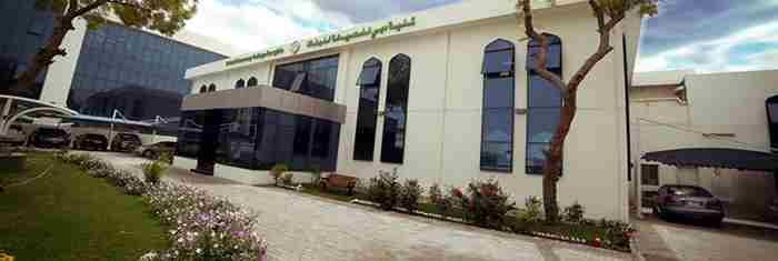 دانشکده داروسازی دبی