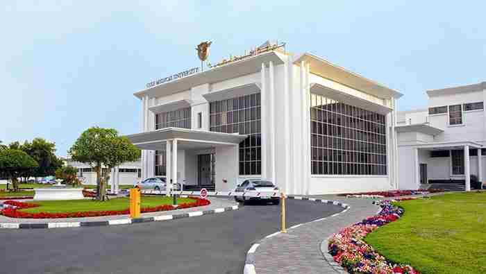 بهترین دانشگاه های پزشکی دبی