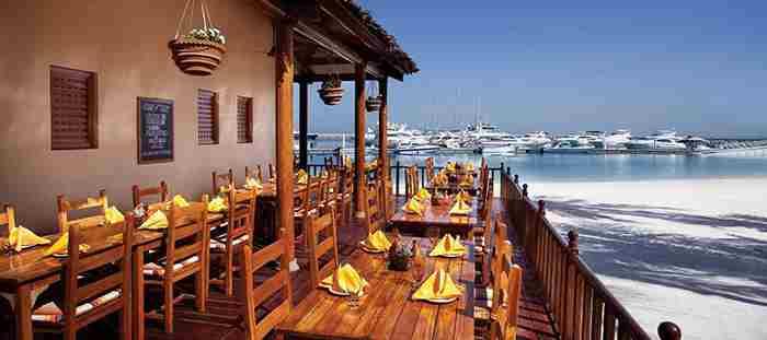 رستوران های دبی ارزانتر می شوند