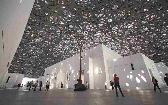2 جاذبه توریستی ابوظبی در لیست بهترین نقاط توریستی جهان